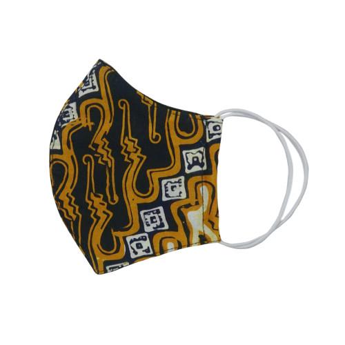 Batik Face Mask (L) - Motif 71