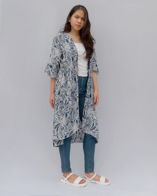 Outerwear - Sun Sea Festival in Navy
