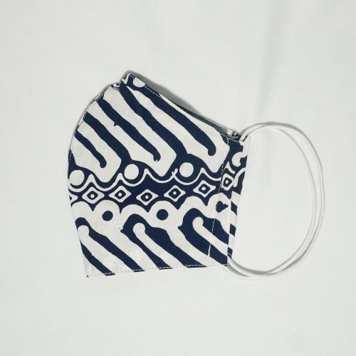 Reusable Face Mask - Batik 28