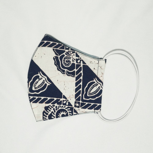 Reusable Face Mask (M,L) - Batik 29