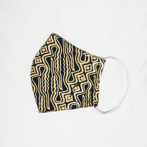 Reusable Face Mask - Batik 31