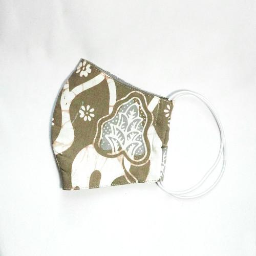 Reusable Face Mask (M) -  Batik 32