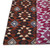 Placemats & Coasters Set (2 Sets) - Diamond Brown x Pink