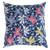 Cushion Cover (2 Pcs) - Lotus on Blue