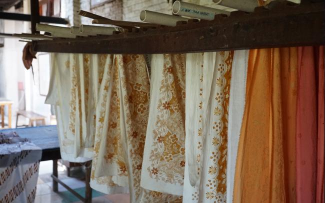 Batik Curation