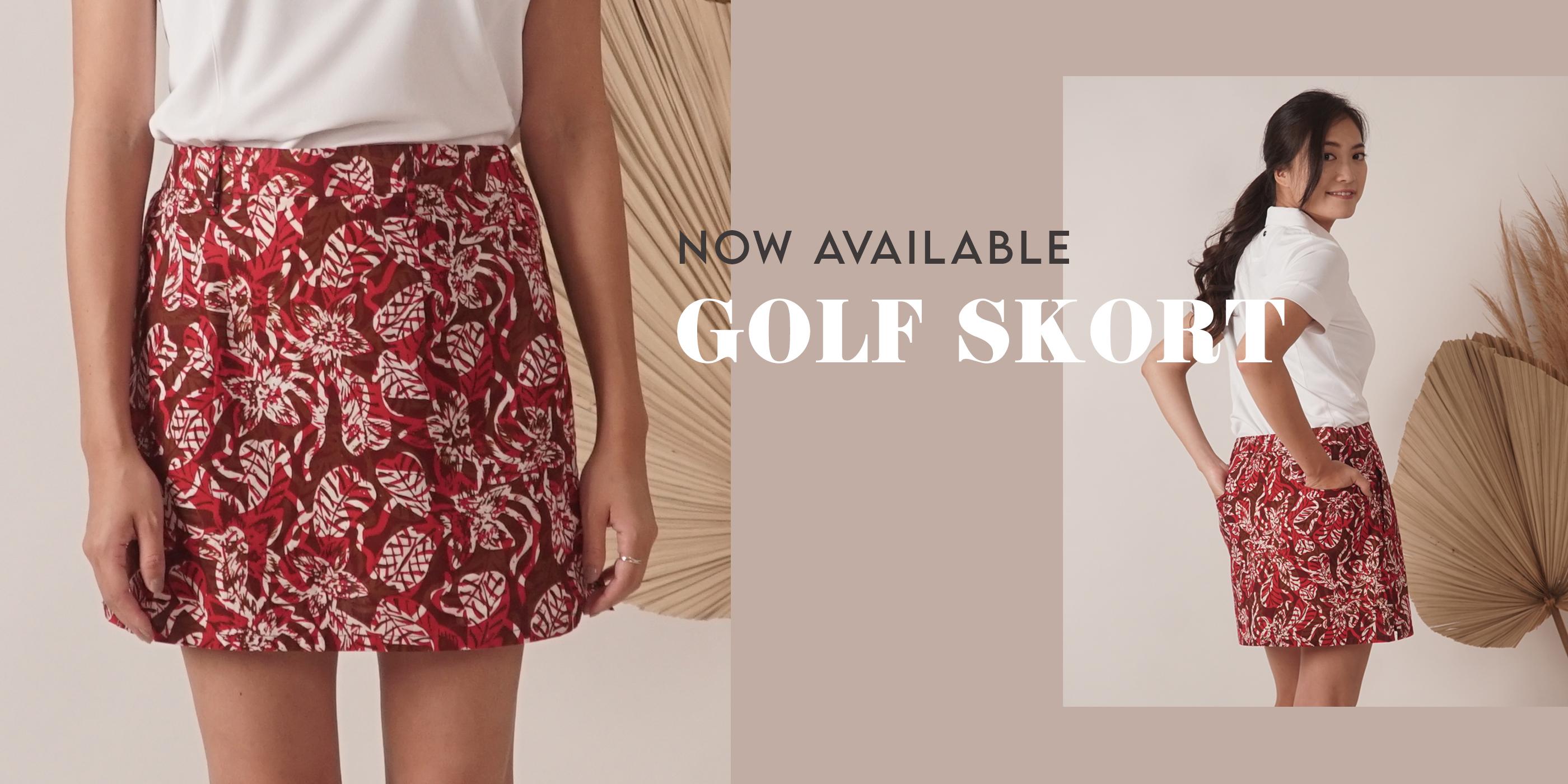 Golf Skirt