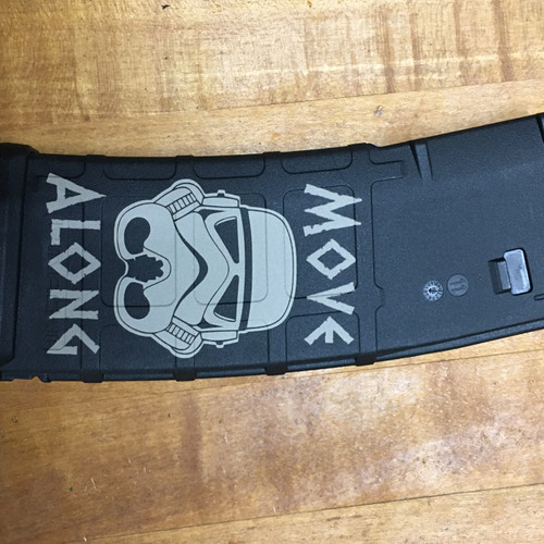 Move Along Storm Trooper PMAG
