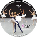 North Atlanta Dance Academy Summer Intensive 2012: Friday 8/3/2012 Blu-ray