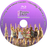 Blessed Trinity Fine Arts Dance Concert 2014: Thu 2/20/2014 7:30 pm Blu-ray
