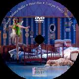 Northeast Atlanta Ballet Peter Pan: Fri 3/14/2014 7:30 pm DVD