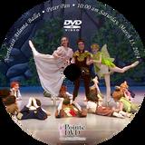 Northeast Atlanta Ballet Peter Pan: Sat 3/15/2014 10:00 am DVD
