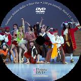 Northeast Atlanta Ballet Peter Pan: Sat 3/15/2014 2:00 pm DVD