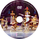 Northeast Atlanta Ballet Peter Pan: Sat 3/15/2014 7:30 pm DVD