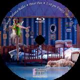 Northeast Atlanta Ballet Peter Pan: Fri 3/14/2014 7:30 pm Blu-ray
