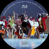 Northeast Atlanta Ballet Peter Pan: Sat 3/15/2014 2:00 pm Blu-ray