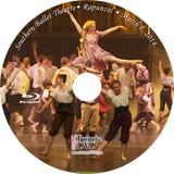 Southern Ballet Theatre Rapunzel: Friday March 7, 2014 Blu-ray