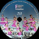 Covington Regional Ballet 2014 Recital: Saturday 5/17/2014 2:00 pm Blu-ray