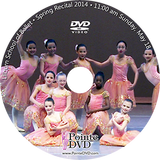 2014 Recital and Coppelia: Lilburn Recital Sunday 5/18/2014 11:00 am DVD