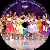 2014 Recital and Coppelia: NEAB Coppelia Sunday 5/18/2014 3:00 pm DVD