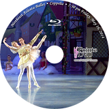 2014 Recital and Coppelia: NEAB Coppelia Friday 5/16/2014 7:30 pm Blu-ray