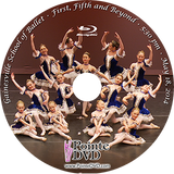 Gainesville School of Ballet 2014 Recital: Sunday 5/18/2014 5:30 pm close-up and wide angles Blu-ray