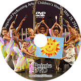 Sugarloaf Performing Arts 2014 Recital: Wednesday 5/28/2014 5:30 pm Children's Hour DVD