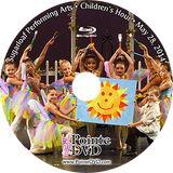 Sugarloaf Performing Arts 2014 Recital: Wednesday 5/28/2014 5:30 pm Children's Hour Blu-ray