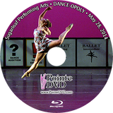Sugarloaf Performing Arts 2014 Recital: Wednesday 5/28/2014 7:30 pm Paquita and Dance-Opoly Blu-ray