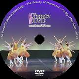 Dancer's Studio Backstage 2014 Recital: Friday 5/30/2014 7:30 pm Beauty of Dance DVD
