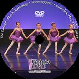 Dancer's Studio Backstage 2014 Recital: Saturday 5/31/2014 2:00 pm Show Stoppers DVD
