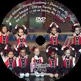 North Atlanta Dance Academy 2014 Recital: Saturday 5/31/2014 11:00 am Pre-Ballet Mini Recital DVD