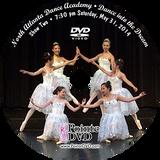 North Atlanta Dance Academy 2014 Recital: Saturday 5/31/2014 7:30 pm Show 2 DVD