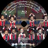 North Atlanta Dance Academy 2014 Recital: Saturday 5/31/2014 11:00 am Pre-Ballet Mini Recital Blu-ray