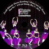North Atlanta Dance Academy 2014 Recital: Saturday 5/31/2014 2:30 pm Show 1 Blu-ray