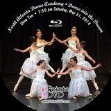 North Atlanta Dance Academy 2014 Recital: Saturday 5/31/2014 7:30 pm Show 2 Blu-ray