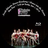 North Atlanta Dance Academy 2014 Recital: Sunday 6/1/2014 3:30 pm Show 3 Blu-ray