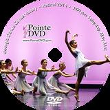 Georgia Dance Conservatory 2014 Recital: Saturday 5/31/2014 3:00 pm DVD
