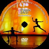 Georgia Dance Conservatory 2014 Recital: Sunday 6/1/2014 3:00 pm DVD