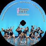 Georgia Dance Conservatory 2014 Recital: Sunday 6/1/2014 6:00 pm Blu-ray