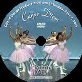 Gift of Dance Studio 2014 Recital: Saturday 6/7/2014 3:00 pm DVD