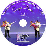 Gift of Dance Studio 2014 Recital: Saturday 6/7/2014 6:00 pm Blu-ray