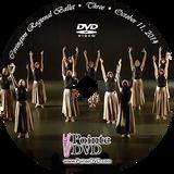 Covington Regional Ballet Fall 2014 Contemporary Performance: Saturday 10/11/2014 7:00 pm DVD