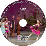 Northeast Atlanta Ballet The Nutcracker 2014: Saturday 11/29/2014 2:00 pm DVD