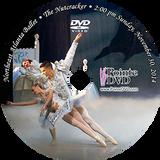 Northeast Atlanta Ballet The Nutcracker 2014: Sunday 11/30/2014 2:00 pm DVD