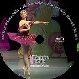 Northeast Atlanta Ballet The Nutcracker 2014: Friday 11/28/2014 2:00 pm Blu-ray