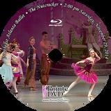 Northeast Atlanta Ballet The Nutcracker 2014: Saturday 11/29/2014 2:00 pm Blu-ray