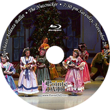 Northeast Atlanta Ballet The Nutcracker 2014: Saturday 11/29/2014 7:30 pm Blu-ray