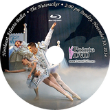 Northeast Atlanta Ballet The Nutcracker 2014: Sunday 11/30/2014 2:00 pm Blu-ray