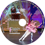 Georgia Metropolitan Dance Theatre The Nutcracker 2014: Saturday 11/29/2014 2:00 pm DVD