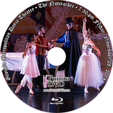 Georgia Metropolitan Dance Theatre The Nutcracker 2014: Friday 11/28/2014 7:30 pm Blu-ray